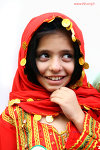 Pakistani Girl Happy for Ramadan