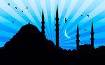 Suleymaniye Mosq Skyline Istanbul