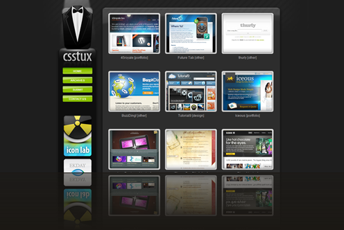 csstux - The best dressed sites on the web_1238015791406