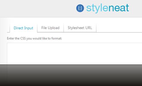 Styleneat - CSS Organizer_1238057345909