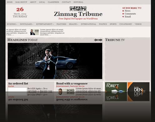 Zinmag Tribune_1238065049673