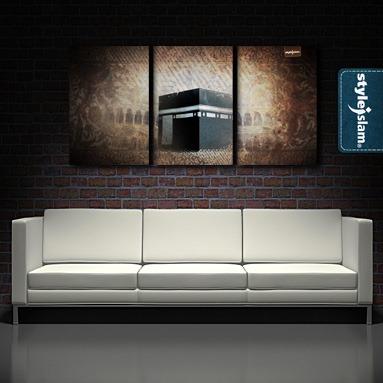 Beautiful Islamic Wall Art Posters Artworks Graphic