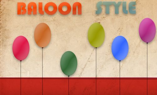 ballon_style_by_widepngstock