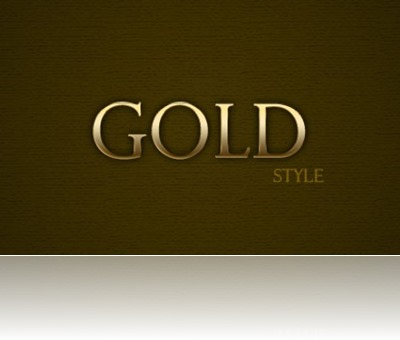 gold@20text@20style
