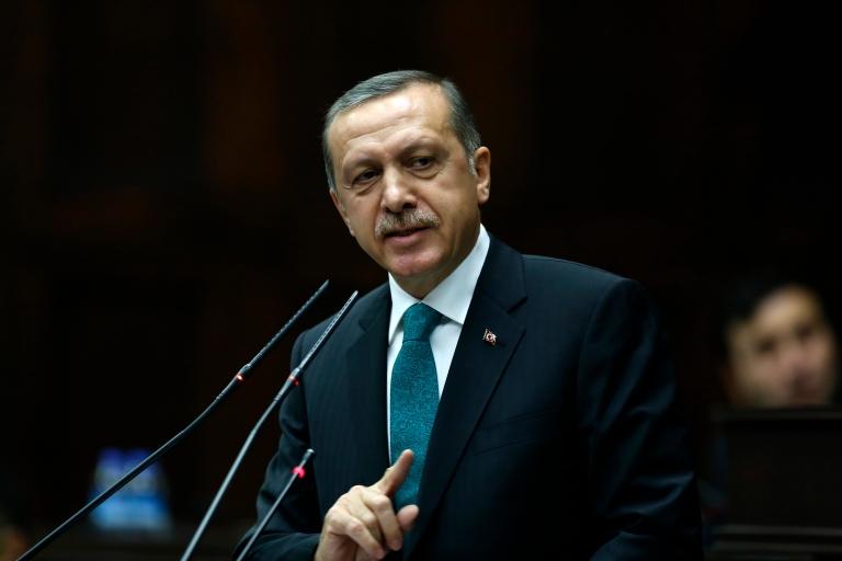 Basbakan Erdogan