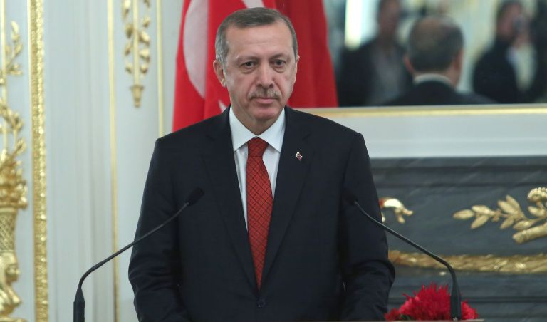 Basbakan Recep Tayyip Erdogan